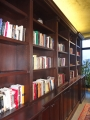 Library cabinetry