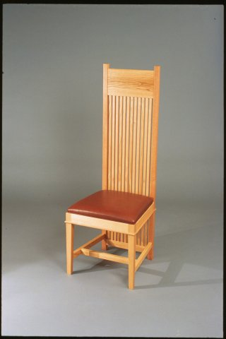 Wright style side chair