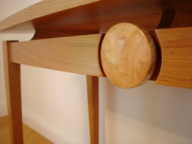 G&M side table (detail)